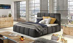 NajlacnejsiNabytok EDVIGE čalúnená posteľ, Savana 05