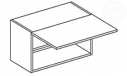 NajlacnejsiNabytok FALA digestorová skrinka WO50OK, výška 35 cm
