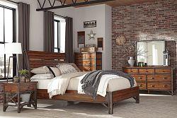 NajlacnejsiNabytok HOLVERSON manželská posteľ 150
