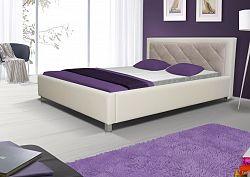 NajlacnejsiNabytok LUBNICA VI čalúnená posteľ 180 x 200 cm »