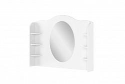 NajlacnejsiNabytok LUNA toaletka na stolík 06