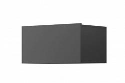 NajlacnejsiNabytok Malá nástenná skrinka ENJOY ED60 grafit