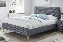 NajlacnejsiNabytok Manželská posteľ ASTRID 180 »