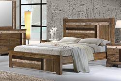 NajlacnejsiNabytok Manželská posteľ BARCELONA 1672 »
