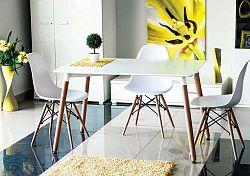 NajlacnejsiNabytok MODENA jedálenský stôl, 80x120 »