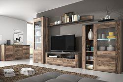 NajlacnejsiNabytok Moderná obývačka na mieru LARONA 10
