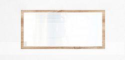 NajlacnejsiNabytok Moderné zrkadlo ANNA 919 dub planked