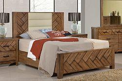 NajlacnejsiNabytok OKLAHOMA drevená manželská posteľ 180 »
