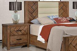 NajlacnejsiNabytok OKLAHOMA drevený nočný stolík »