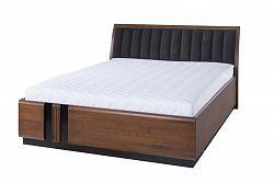 NajlacnejsiNabytok PORTI 76 manželská posteľ 160, carabu 33