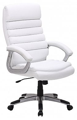 NajlacnejsiNabytok, Q-087 kancelárske kreslo biele