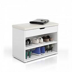 NajlacnejsiNabytok ROLFE malá skrinka na topánky