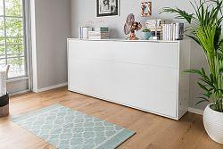 NajlacnejsiNabytok Sklápacia posteľ JUIST 702 140x200 cm
