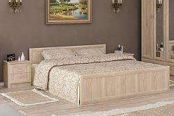 NajlacnejsiNabytok SONATA manželská posteľ 160
