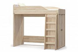 NajlacnejsiNabytok VALENCIA poschodová posteľ jednolôžková