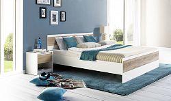 NajlacnejsiNabytok Wenecja manželská posteľ 160