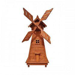 NajlacnejsiNabytok Záhradný veterný mlyn MO136