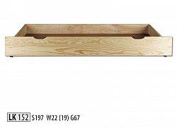 NajlacnejsiNabytok Zásuvka pod posteľ LK152