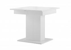 Rozkladací jedálenský stôl STAR 05, biela