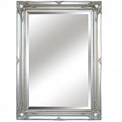 Zrkadlo, strieborný rám, MALKIA TYP 7