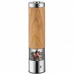 Elektrický mlynček na soľ/korenie Ceramill WMF drevený