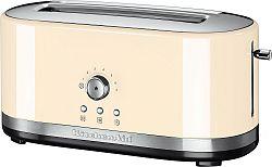 Hriankovač s manuálnym ovládáním KitchenAid 5KMT4116 mandľová