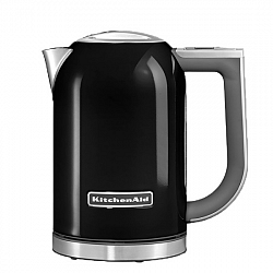 KitchenAid 5KEK1722EOB rýchlovarná kanvica čierna 1,5 l 2400 W