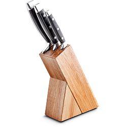 Kuchynský nôž LT2057 SET 3 nožov v bloku DAMAS LAMART