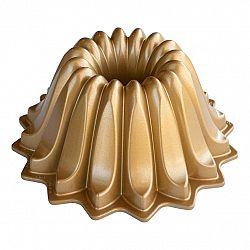 Nordic Ware Forma na bábovku Lotus zlatá 1,2 l