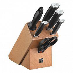 Sada nožů v bloku Four Star II 7 ks - ZWILLING J.A. HENCKELS Solingen (Four Star II set nožů v bloku - 7 ks - ZWILLING J.A. HENCKELS)