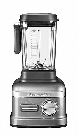 Stolný mixér Power Plus KitchenAid 5KSB8270 strieborno sivá