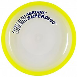 Aerobie Superdisc Žltý