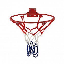 Basketbalová obrúčka MASTER mini so sieťkou