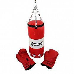 Boxovací set detský MASTER - vrece + rukavice