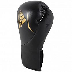 Boxovacie rukavice ADIDAS Speed 200 - čierno-zlaté 16oz.