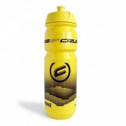 Cyklo fľaša CRUSSIS 0,7 L - žltá