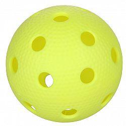 Florbalová loptička SPARTAN Advance - žltý