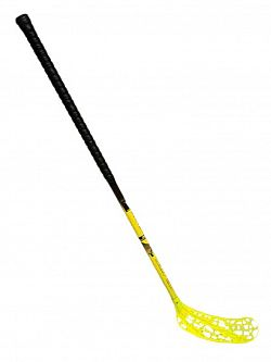 Florbalová palica UNIHOC Hunter IFF 100 cm - pravá