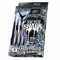 Harrows Silver Shark steel - 24R