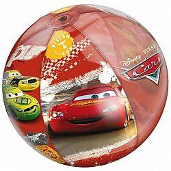 Nafukovacia plážová lopta MONDO - Cars 50 cm