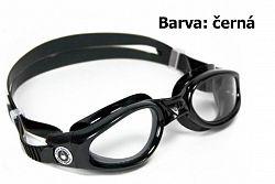 Plavecké okuliare AQUA SPHERE Kaiman detské - čierne