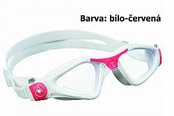 Plavecké okuliare AQUA SPHERE Kayenne Lady - bielo-červené