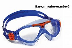 Plavecké okuliare AQUA SPHERE Vista detské - modro-oranžové