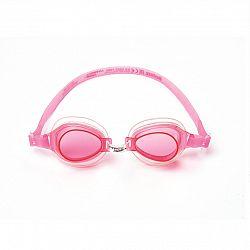 Plavecké okuliare BESTWAY Lil´ Lightning 21084 - ružové