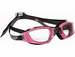 Plavecké okuliare Michael Phelps Xceed Lady číry zorník - ružové