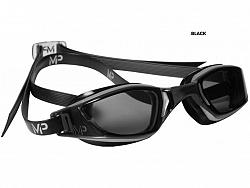 Plavecké okuliare Michael Phelps Xceed tmavý zorník - čierne