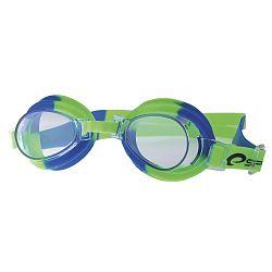 Plavecké okuliare SPOKEY Jellyfish - zelené
