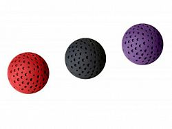 Ricochetová lopta Ricochet H2Pro - červená