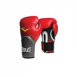 Rukavice EVERLAST Pro Style Elite - červené 14oz.