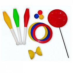 Sada na žonglovanie SPARTAN Juggling set
